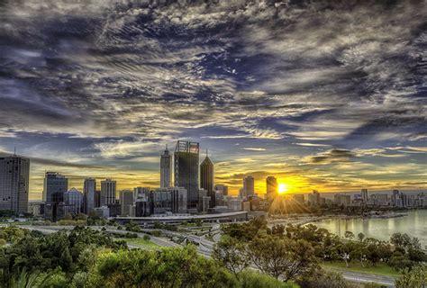 imagenes hdr descargar fondos de pantalla australia rascacielos carreteras