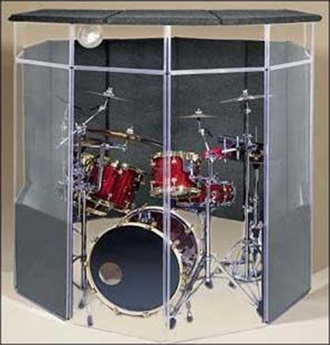 acoustical solutions    offering clearsonic drum
