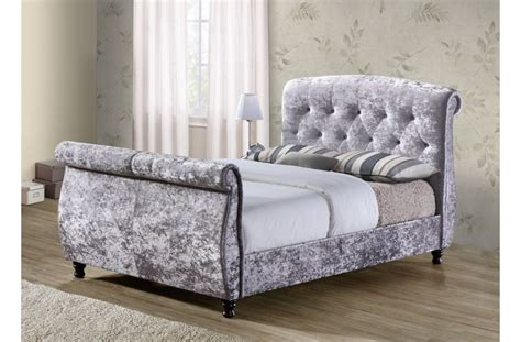 Fabric Bed by Birlea Toulouse Fabric Bed Frame