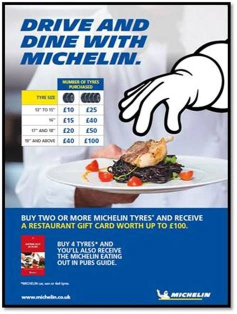 Michelin Fuel Gift Card - michelin fuel card offer ian brown tyres