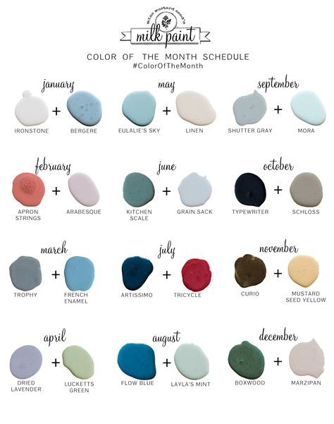 milk paint colors 28 milk paint colors environmentally friendly