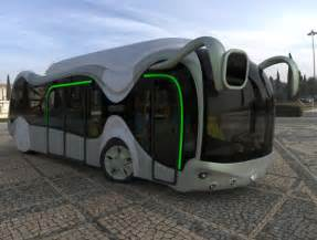 Peartreedesigns amazing concept buses designs and modern concept