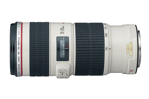 Lensa Canon 70 200mm F 4l ef 70 200mm f 4l is usm