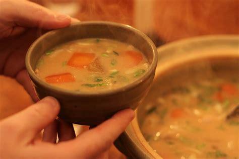 london foodie tonjiru soup hearty japanese miso