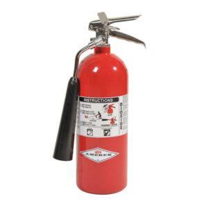 Kitchen Extinguisher Canada by Amerex Carbon Dioxide Extinguisher Advanced Fst
