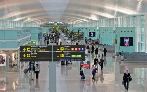 barcelona airport to city centre how to arrive barcelona city centre from airport