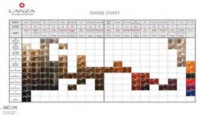 lanza hair color chart the world s catalog of ideas