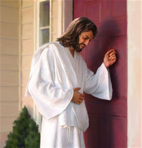 Knock At The Door by A Concord Pastor Comments I Stand At The Door And Knock