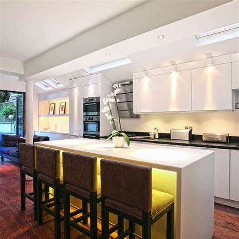Kitchen Bar Lighting Ideas Light Fantastic Kitchen Lighting Ideas Housetohome Co Uk