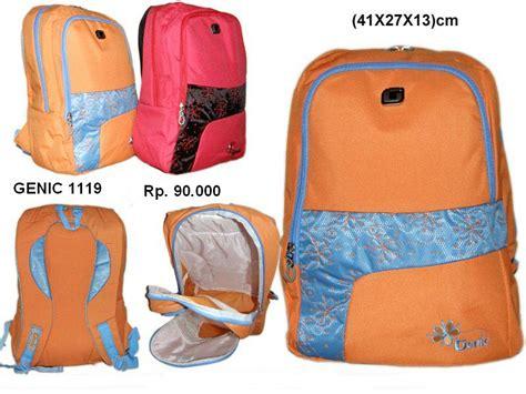 Tas Selempang Anak Genic Wooly tas sekolah remaja kreanik outdoor tas gunung tas