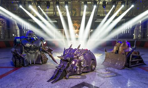 Robot Wars by Robot Wars 2016 Details Of House Robots Sir