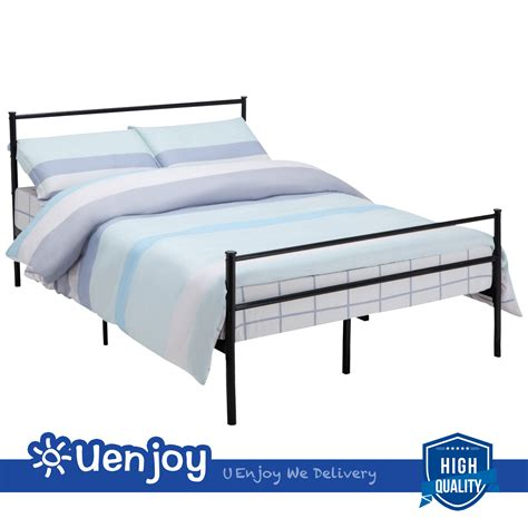 queen size metal bed twin full queen size metal bed frame platform headboards 6
