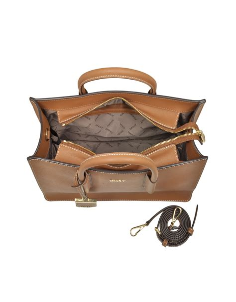 The Bryant Bag By Botkier by Dkny Bryant Park Saffiano Leather Tote Bag In Brown Lyst