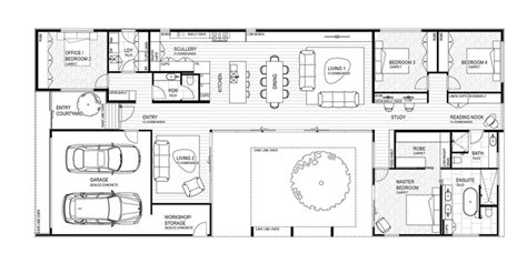 house plans with courtyard 2018 the courtyard house auhaus architecture archdaily