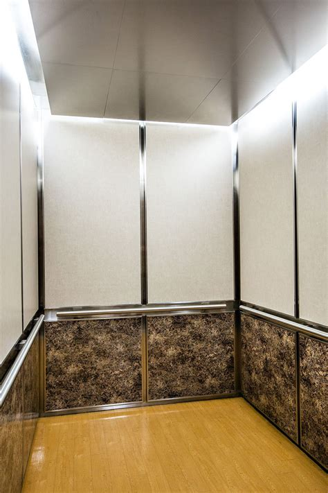 sterling corporate custom elevator interiors national city