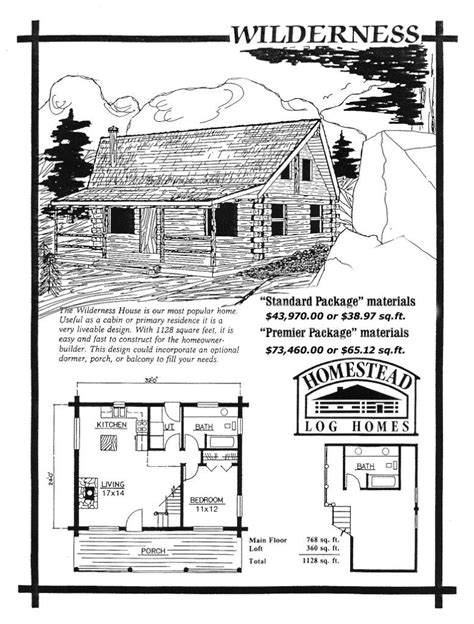 the homestead plan homestead hideaway cheap cabin kits preassembled log homes and cabins by homestead log homes manufacturer and
