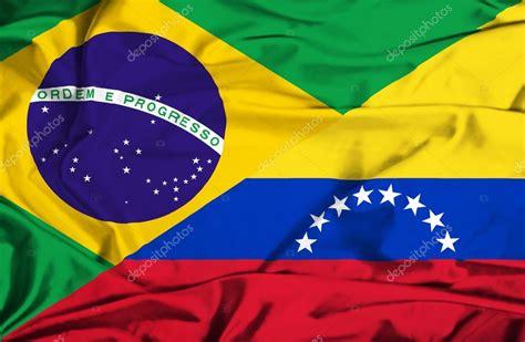 imagenes brasil venezuela bandera de venezuela y brasil foto de stock 169 alexis84