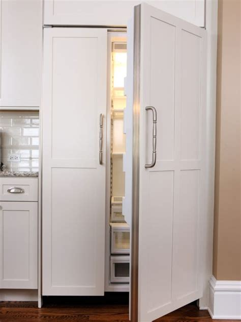 refrigerators that take cabinet panels panel ready refrigerator home design ideas pictures