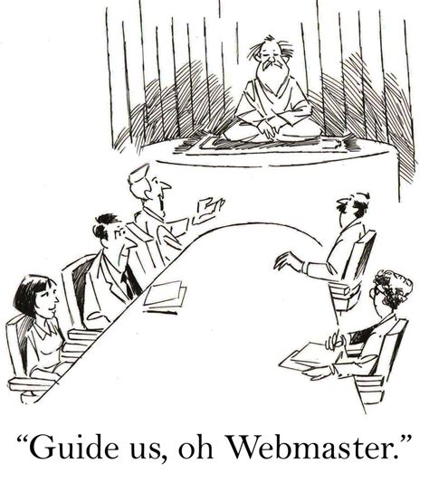 Webmaster Description by Webmaster Description Consists Of Four Key Roles