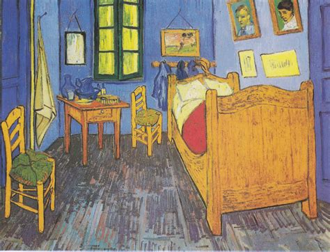 File:Van Gogh Vincents Schlafzimmer in Arles2.jpeg Wikimedia Commons