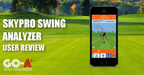 skypro swing skygolf skypro golf swing analyzer review golf assessor