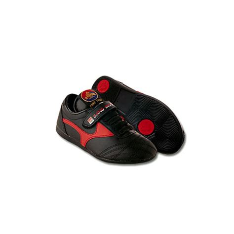 pine tree children s martial arts shoes black and