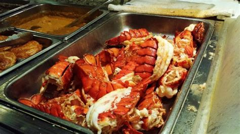 casino with lobster buffet lobster buffet how many lobsters you can eat picture of potrero buffet cabazon