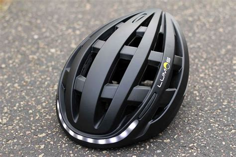 Ride With Confidence Lumos Light Up Helmet Review