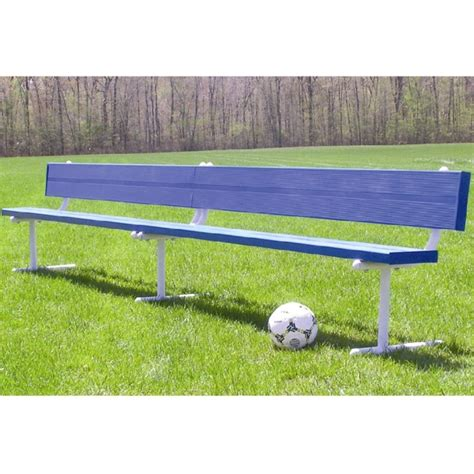 soccer benches portable portable soccer bench baby shower ideas