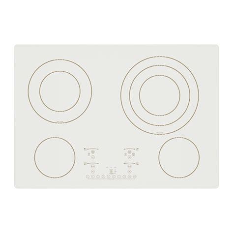 Ikea Kitchen Cabinet Warranty by Nutid 4 Element Glass Ceramic Cooktop Ikea