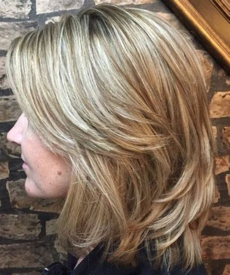 Easy Hairstyles For Layered Hair by 15 Medium Layered Haircuts Different Medium Layered