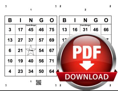 4 75 X 4 75 Card Template by Print Bingo Cards Bingo Card Generator