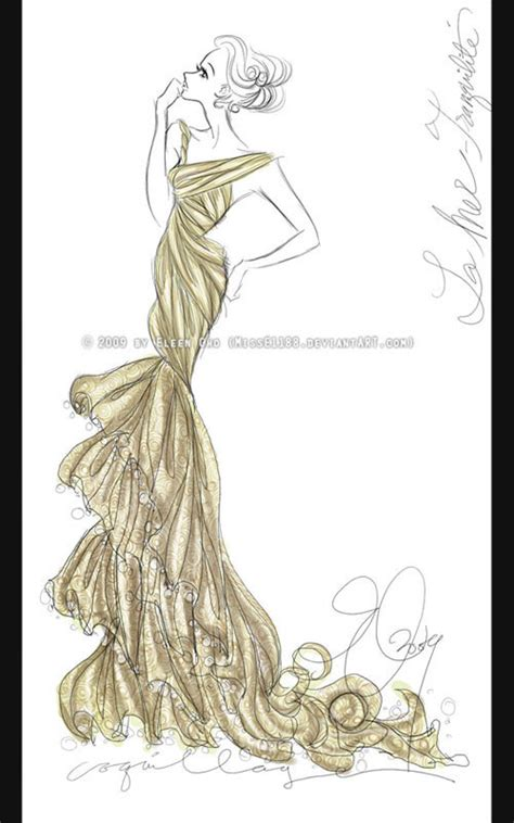 design fashion sketches online 55 inspiring fashion sketches illustrations