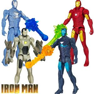 Figure Iron Set Of 3 buy iron 3 set of 4 assorted figures at home bargains