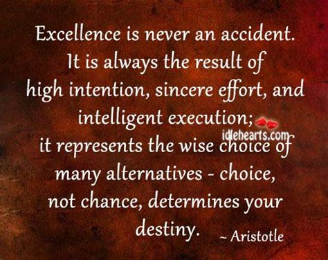 Aristotle Quotes Aristotle Quote Excellence Never Search