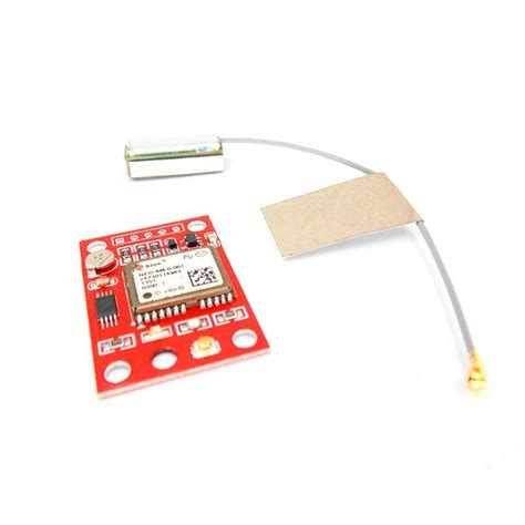 24mm X 6m new gyneo6mv2 gps module neo 6m gy neo6mv2 board with antenna for arduino