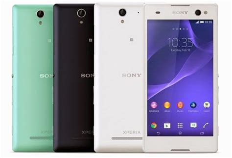Hp Sony Kamera Depan Bagus 5 hp android kamera depan 5 mp harga murah berkualitas terbaik