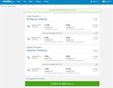 The Flight Deal   American ? $227: Portland ? Atlanta (and