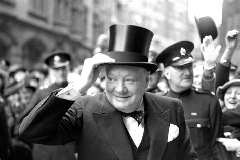 the wardrobe of winston churchill