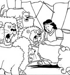 daniel and the lions den coloring page daniel and the lions den coloring pages 50 image