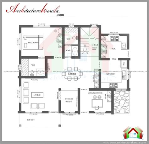house plans 2000 square feet kerala 2000 square feet 3 bedroom house plan and elevation