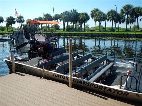 fan boat ride orlando boggy creek airboat rides in orlando family vacation hub