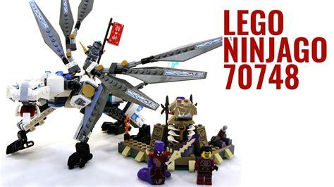 Ori Lego Ninjago 70748 Titanium lego 70748 titanium tytanowy smok recenzja