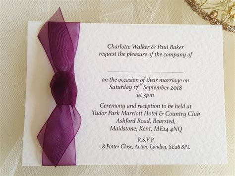 Wedding Invitation Photo by Cheap Wedding Invitations From 60p Affordable Wedding Invites