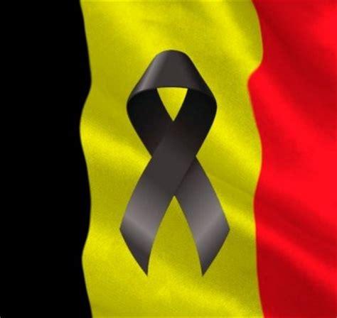 imagenes luto bruselas imagenes de luto atentado en belgica
