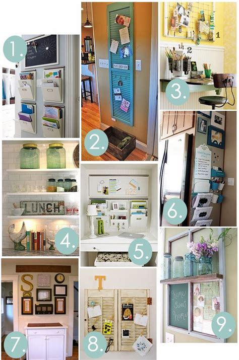 kitchen message center ideas 25 best ideas about kitchen message center on pinterest