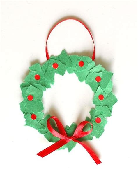 christmas ornament homemade  crafts  pinterest