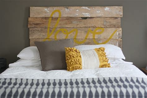 cute headboard ideas be different act normal reclaimed wood headboards