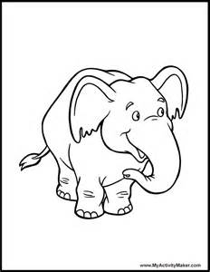 elephant coloring baby elephant coloring pages gt gt disney coloring pages