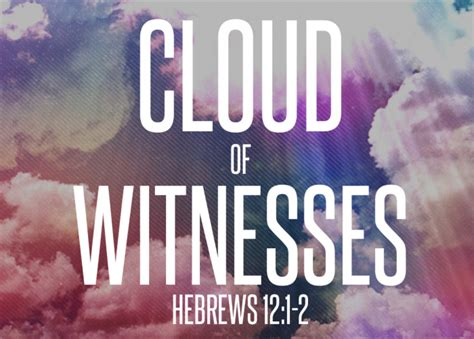 great cloud of witnesses speak god s generals books a cloud of witnesses st s lutheran church of highland